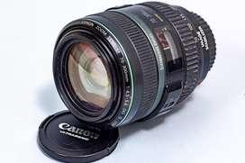 Canon 70-300mm f/4.5-5.6 usm II Do