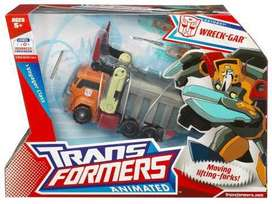 TRANSFORMERS ANIMATED VOYAGER CLASS WRECK-GAR
