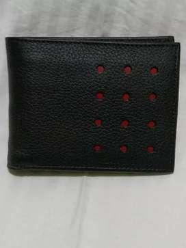 Billetera de cuero Milano Bags (15% de descuento solo fin de semana)