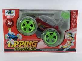 Carro loco control remoto bateria recargable juguete para niños NUEVO