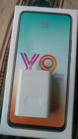 Cargador para Huawei y9 prime original