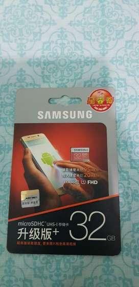 Memoria Samsung Originales 32 Gb