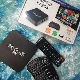 Tvbox 128 Gb ram y 512gb combo