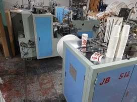 Máquina vasos de papel