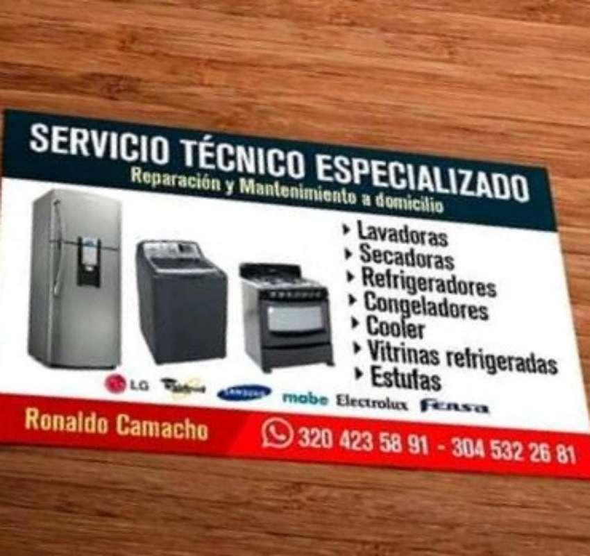 técnico en neveras y lavadoras a domicilio 0