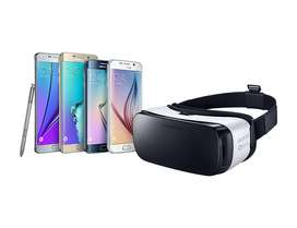 Samsung Gear Vr R322 Powered By Oculus Frost White Gafas de realidad virtual para celulares Samsung