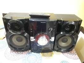 Equipo De Música Panasonic - Sa-akx14