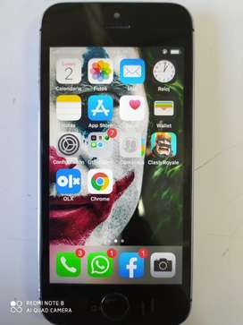 Vendo iphone 5s sin huella