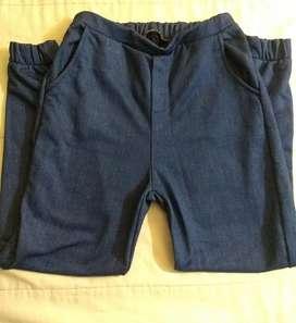 Pantalon Babucha Símil Jean