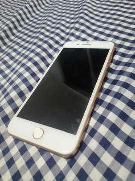 Iphone 8 plus 64gb 100% batería