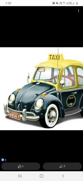 Busco carro particular o taxi  para trabajar