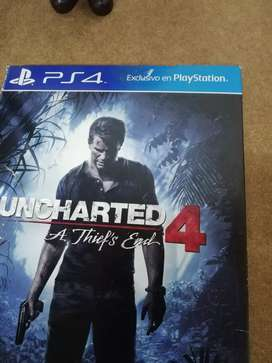 Se vende o se cambia uncharted 4