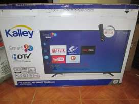 Televisor smat tv kalley