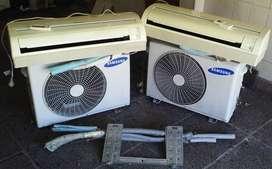 Aire Acondicionado Samsung Split 3000 F. Solamente Frío