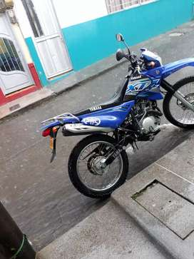 Xtz125 azul