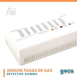 Detector Sensor de fugas de gas