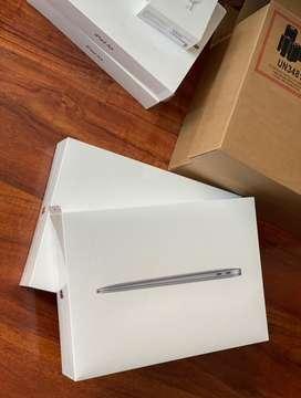 Macbook Air Chip M1 8gb 256gb Nuevas