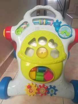 Vendo hermosos juguetes para bebé