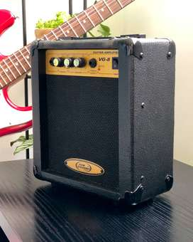 Amplificador Guitarra-piano Tom Grasso Vg-8 10w de potencia