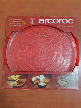 Plato de vidrio 30 cm Arcoroc