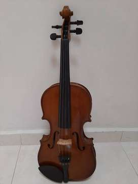 Violín Cremona Sv 100 3/4 + arco + estuche duro