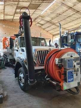 Vendo camion international vactor