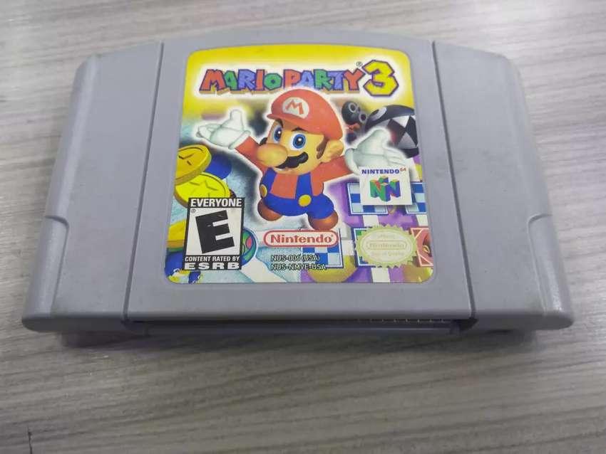 Mario party 3 0
