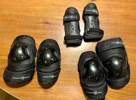 Protección para skate/bici