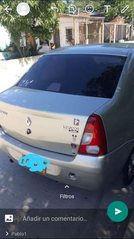 Carro logan 2009