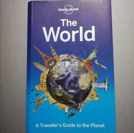Lonely Planet THE WORLD - English Guide