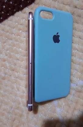 Iphone 7 gold rose