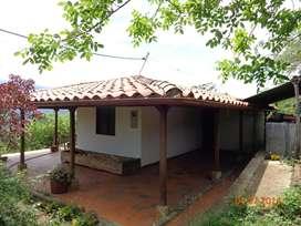 Vendo Finca, parcela de Una Hectárea con Casa Barichara en Barichara.