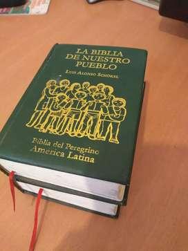 Biblias de nuestro pueblo