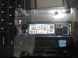 SSD m2 kingston 128GB