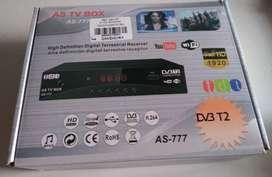 tdt decodificador antena