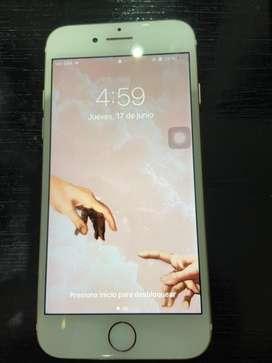 Se vende Iphone 7- precio negociable