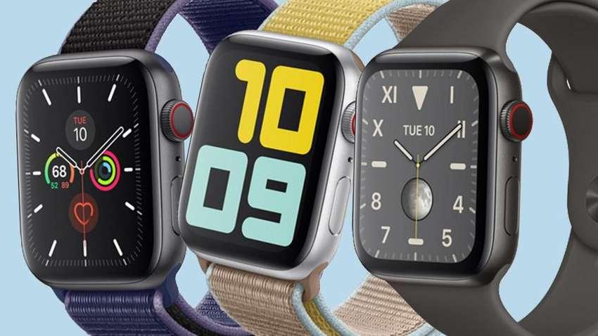 Apple Watch serie 5 44mm Nuevo sellado Garantía y factura 0