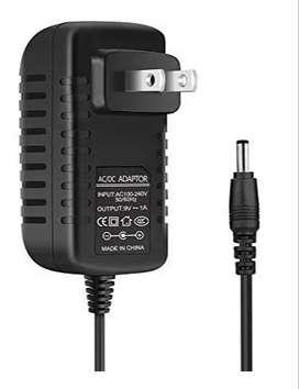 Adaptador Ac/dc Poder Fijo 9v-500ma Imp