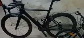 Vendo bicicleta de ruta canyon