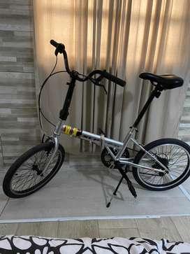 bici plegable Slp rodado 20