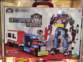 Universe Robot 2 In 1