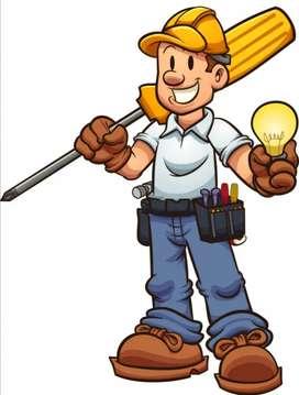 Electricista de su confianza 24 horas al día