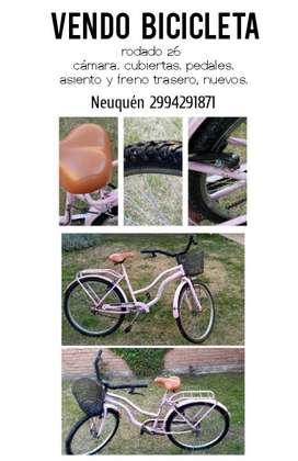 Bicicletas 26 usada