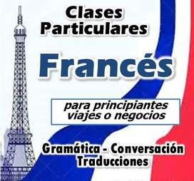 Clases de Francés particulares y Traducciones - Villa Urquiza