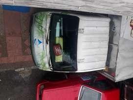 Camioneta chana de platon