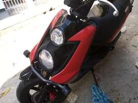 Moto bws 125 4 tiempo