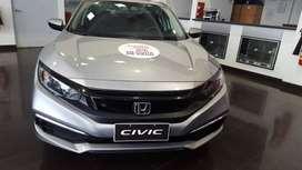 Honda Civic LX CVT 2019 NUEVO