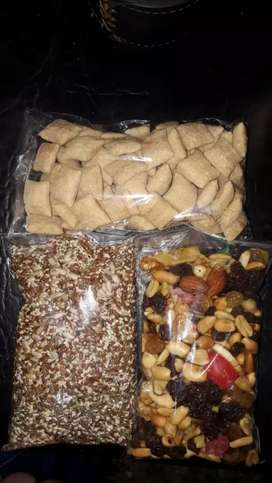 MIX tropical y almohaditas  mix de semillas