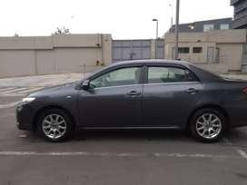 Vendo Toyota Corolla GNV 2011