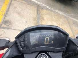 Vendo mi moto honda Tuister 250r